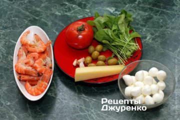 Ингредиенты для начинки