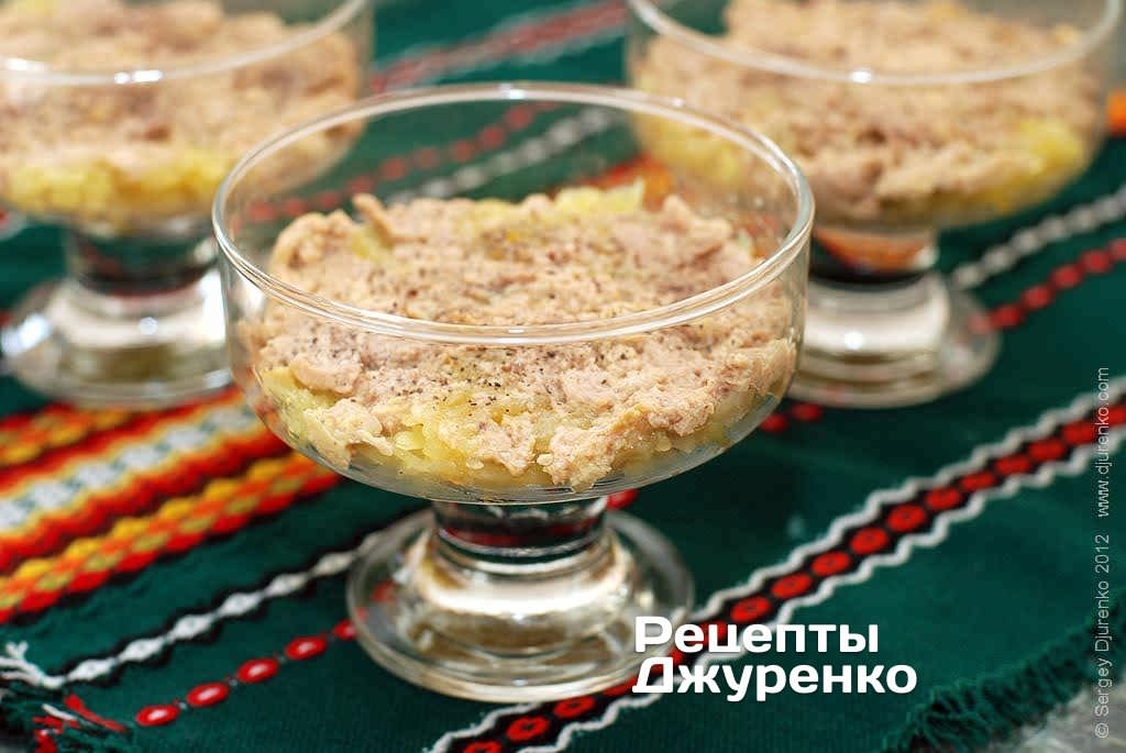 Рецепт котлеты из трески с печенью трески