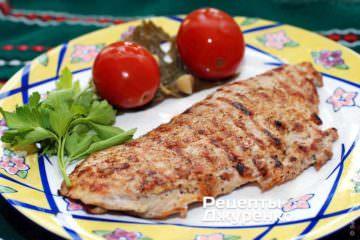 Ескалоп зі свинини – смачне смажене м'ясо