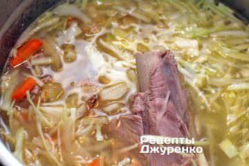 Варити суп до готовності
