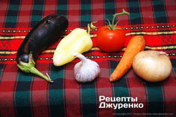 овощи для начинки