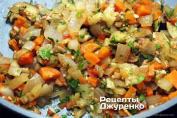 готовый овощной фарш