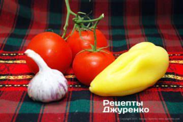 овосі для соуса