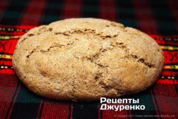 гарячий хліб