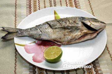 Замаринувати рибу