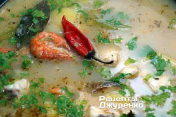 Добавить в суп петрушку