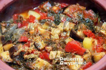 Тушковані овочі в горщику - це і смачно і просто