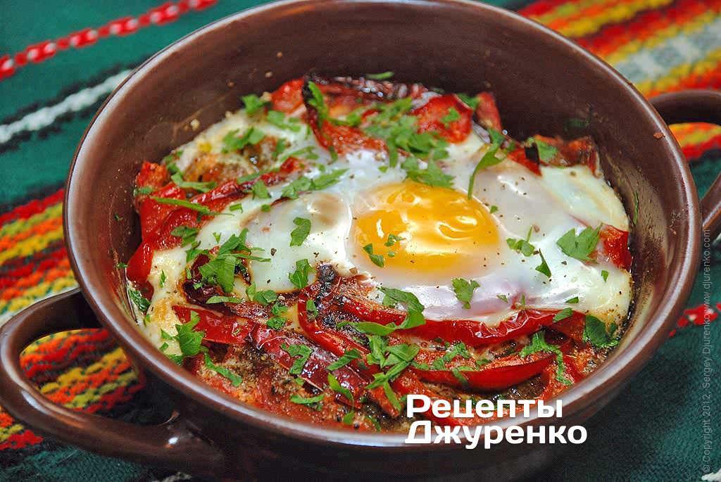 Фото готового рецепта брынза с помидорами в домашних условиях