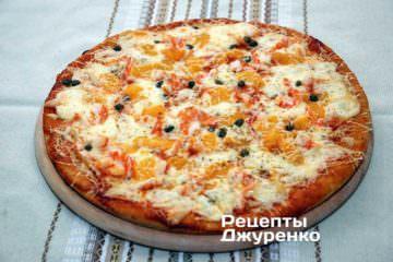 любимая пицца