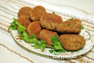 Фото рецепта крокети мондечілі