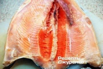разделка рыбы, как почистить рыбу, чистка рыбы