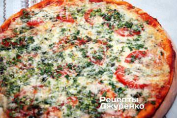 Піца з цибулею
