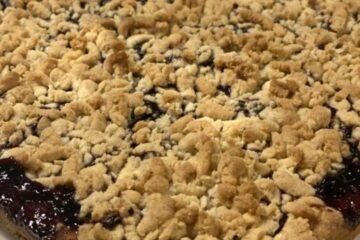 Фото Тертый пирог — печенье с вареньем от автора Olga