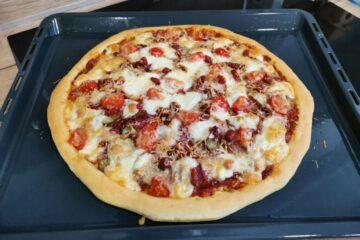 Фото Лучшее тесто для пиццы от автора Оксана