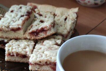 Фото Тертый пирог — печенье с вареньем от автора Евгения