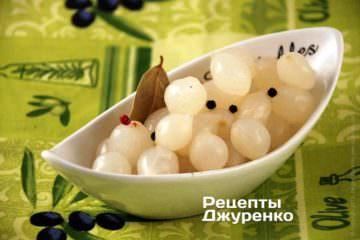 Фото рецепта маринована цибуля