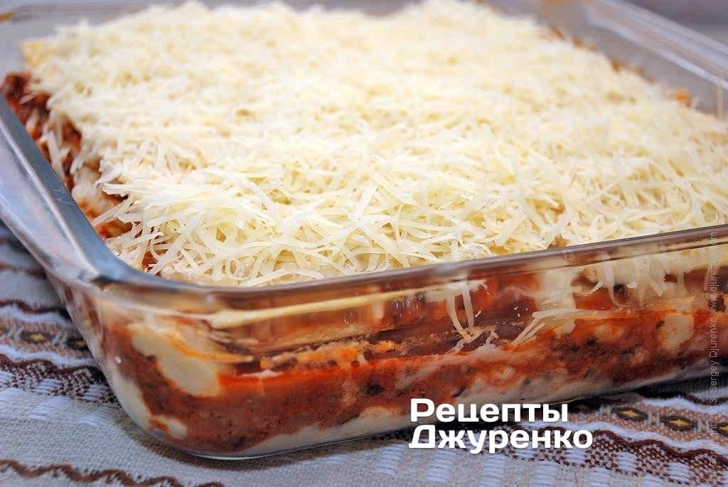 Рецепт лазаньи в домашних условиях с фото пошагово