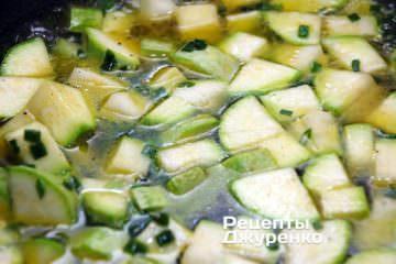 варить кабачки