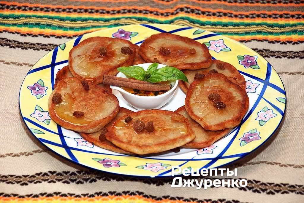 банановые оладьи фото рецепта