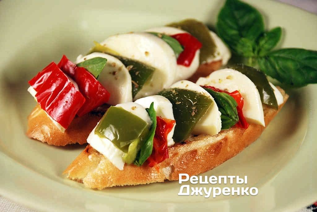 бутерброд с сыром фото рецепта