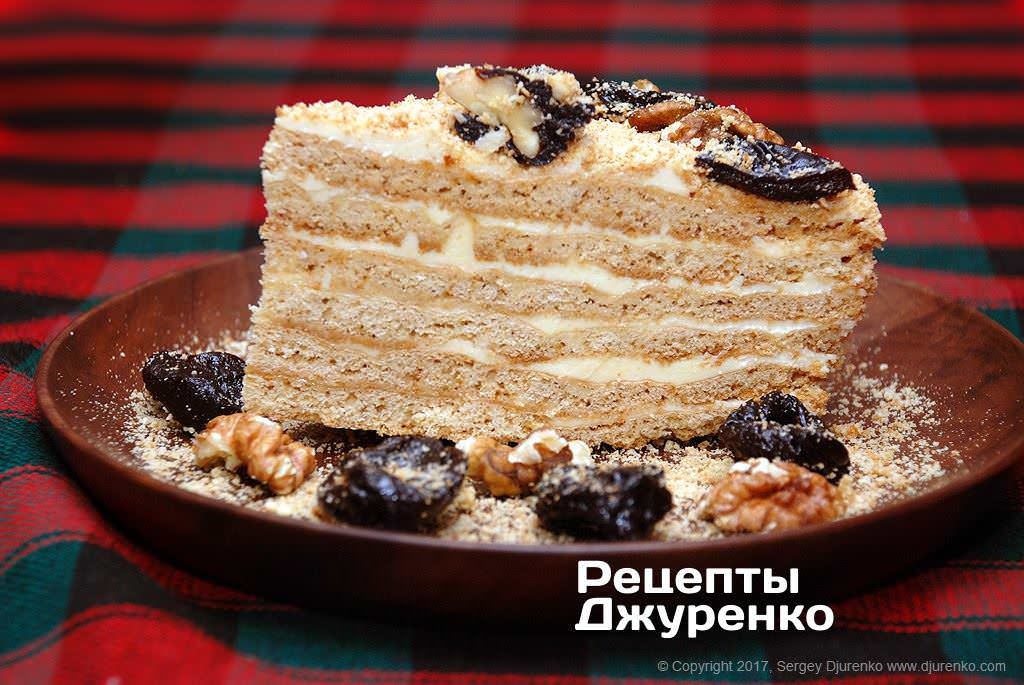 торт Рижик фото рецепту