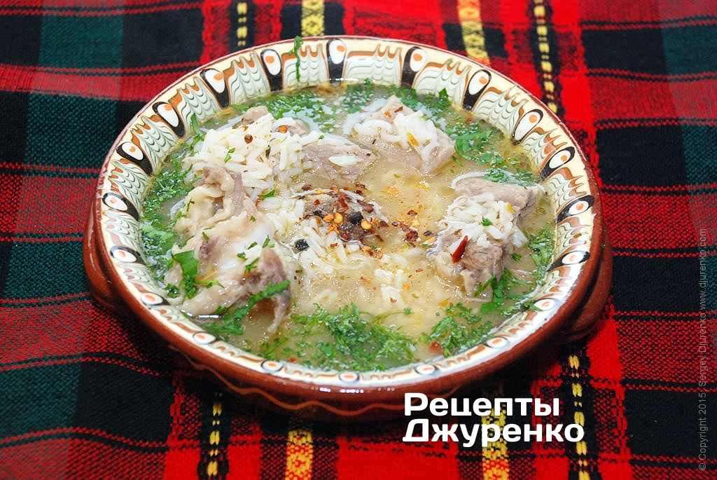 суп из говядины фото рецепта