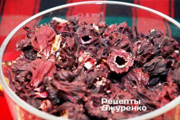 Каркаде - квітки гібіскуса