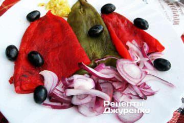 В Болгарии часто перец не измельчают перед запеканием