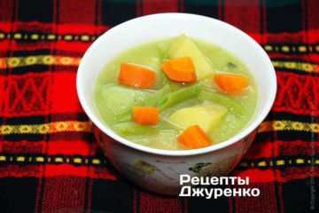 пюре з овочами