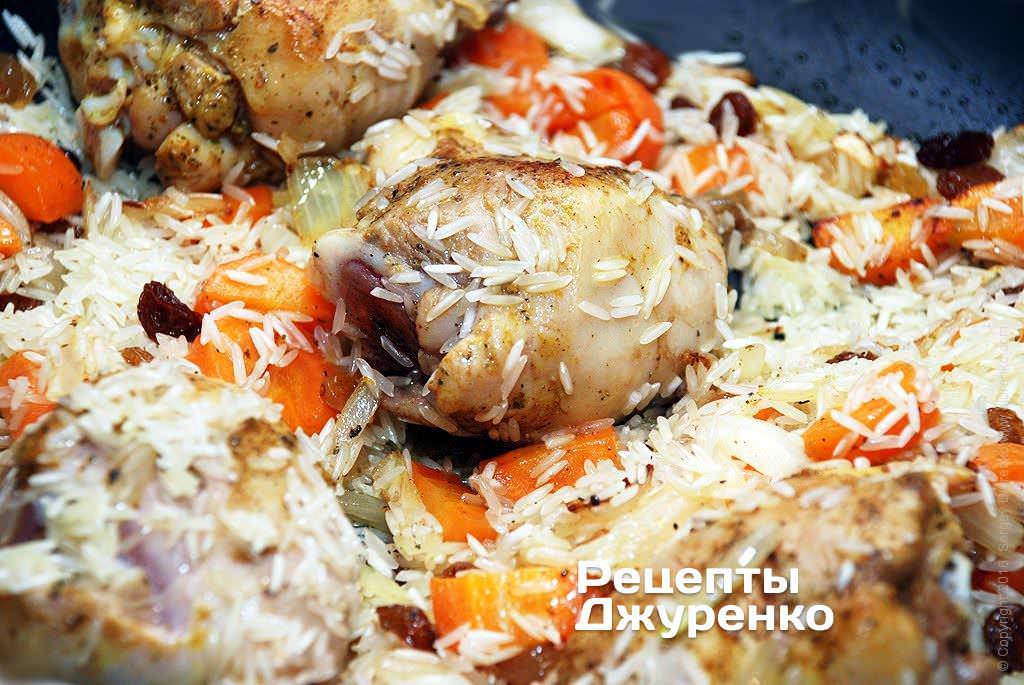 Домашний рецепт узбекского плова с пошаговым описанием