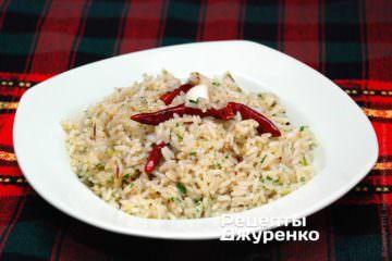 Гострий рис