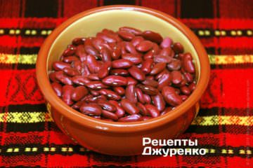 красная фасоль