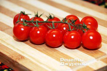 стиглі томати