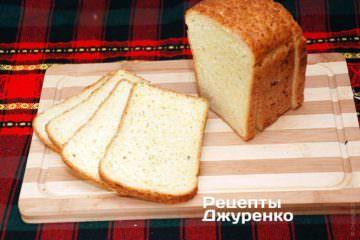 нарізаний хліб
