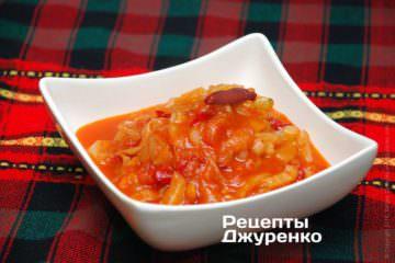 Фото до рецепту: лечо з перцю