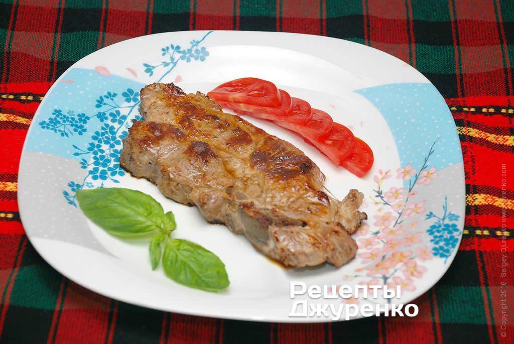 свинина на грилі фото рецепту