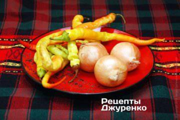 Болгарський чорбаджійський перець
