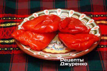 печений перець