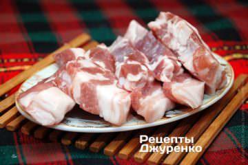 Свиная грудинка
