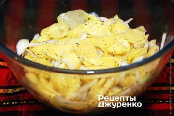 Залишити картоплю на 10 хв