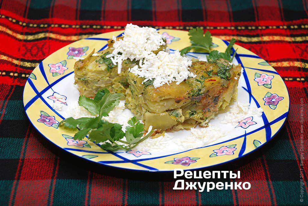 запеканка из картофеля фото рецепта