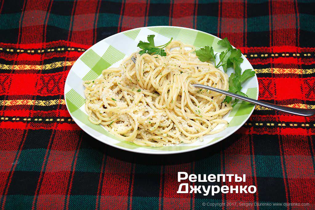 паста лапша с сыром рецепт