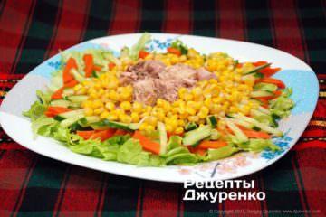 зерна солодкої кукурудзи