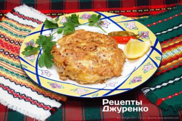 Фото рецепта куриное филе в кляре