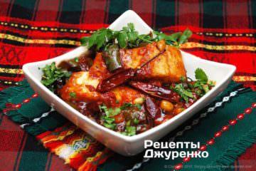 Фото до рецепту: риба по-китайськи