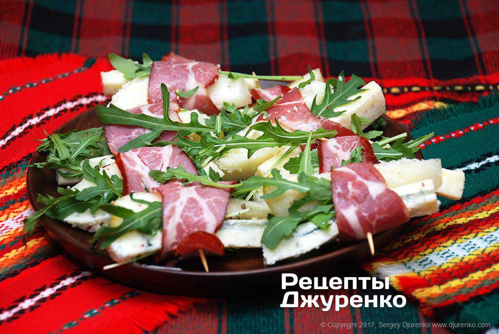 салати, бутерброди, закуски.страви з фото