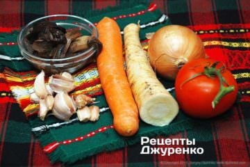 Овощи, грибы