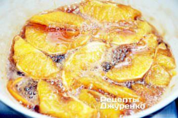 зацукровані апельсин