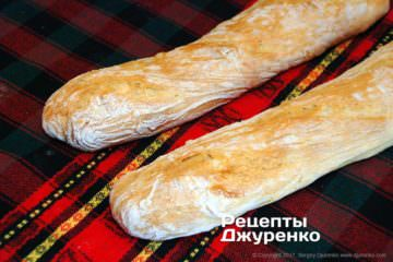 Фото рецепта белый хлеб
