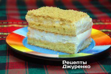 порционные лимонные пирожные